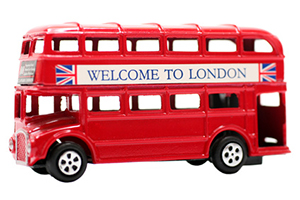 London Bus Souvenir